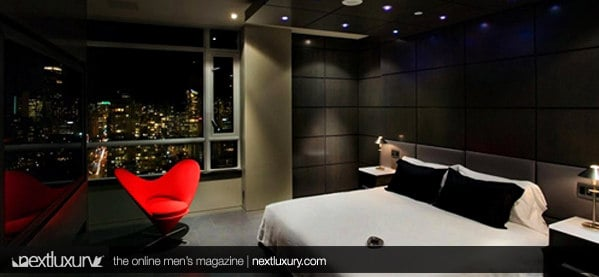 Next Luxury  The Best Modern Mens Bedroom Designs A Photo Guide