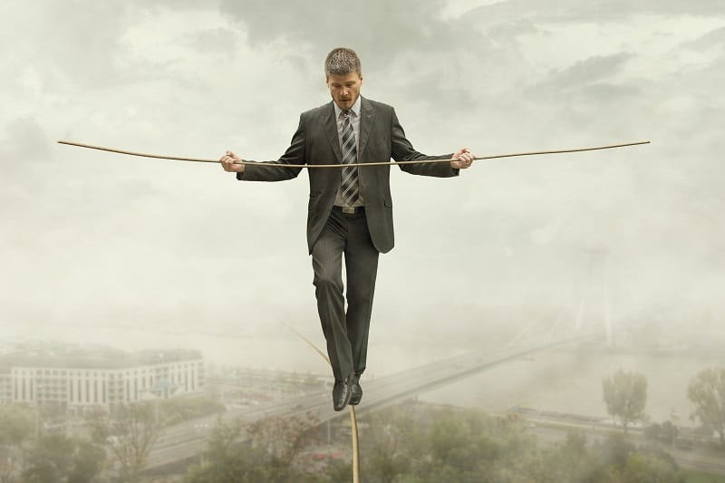 Do whatever it takes - Successful businessman