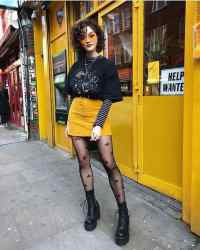 Grunge Fashion 53 Grunge Aesthetic Outfit Ideas