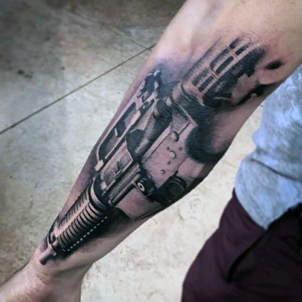 Boy Scout Tattoos