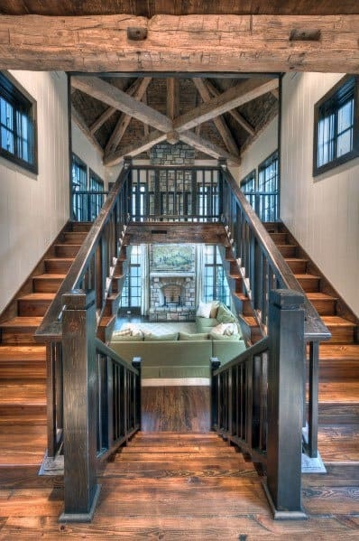 Top 50 Best Wood Stairs Ideas Wooden Staircase Designs | Best Wood For Stairs | Engineered Hardwood | Stairway | Engineered Wood Flooring | Staircases | Wooden Staircase