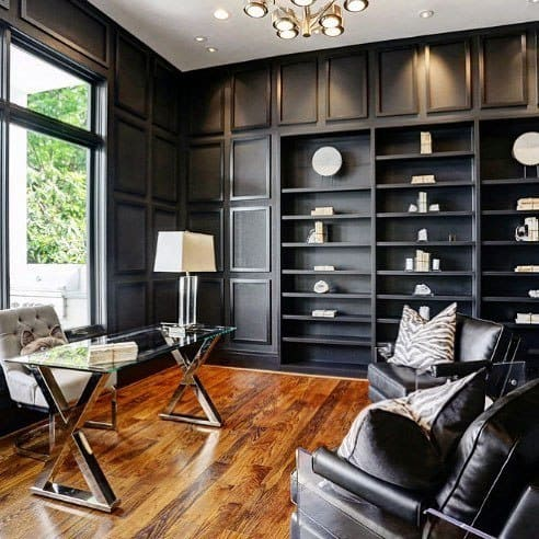 Top 70 Best Modern Home Office Design Ideas  Contemporary Working Spaces