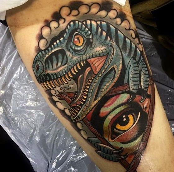 Dragon Tattoos Mythical