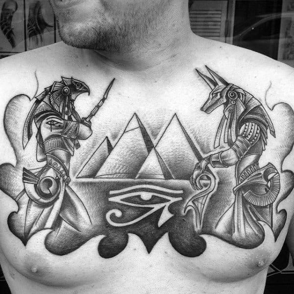 Egyptian eye of horus tattoo meaning for Eye of horus temporary tattoo