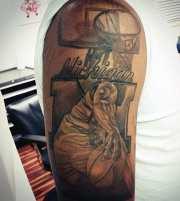 basketball tattoos design