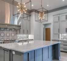 Top 50 Best Kitchen Island Lighting Ideas   Interior Light ...