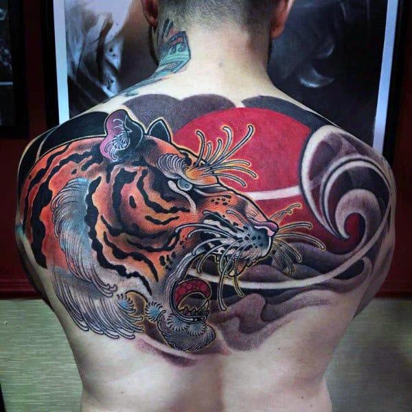 20 Mens Tiger Tattoos Ideas And Designs