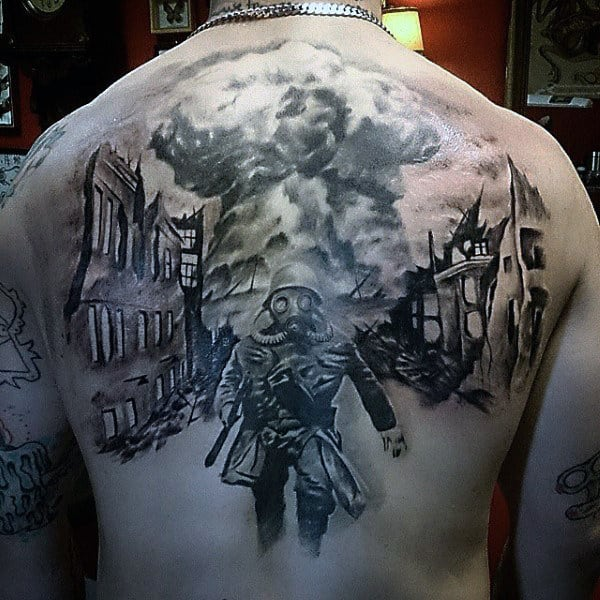 Cool Army Tattoos For Guys