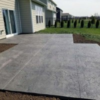 Top 50 Best Stamped Concrete Patio Ideas