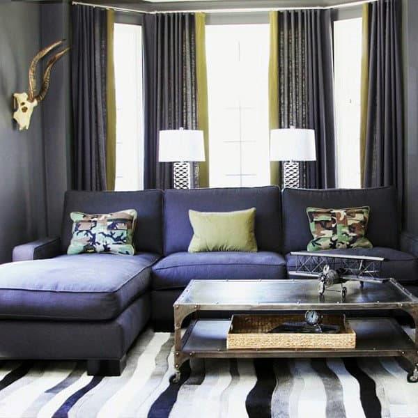 living room design ideas for condos rustic sets 100 bachelor pad men masculine designs apartment