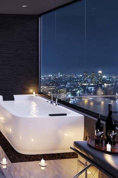 Top 60 Best Modern Bathroom Design Ideas For Men  Next Luxury