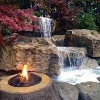 Water Fountain Design Ideas. Garden Art With Water ...