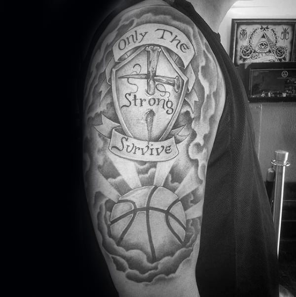 strong survive tattoos