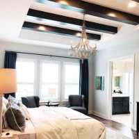 Top 50 Best Trey Ceiling Ideas - Overhead Interior Designs