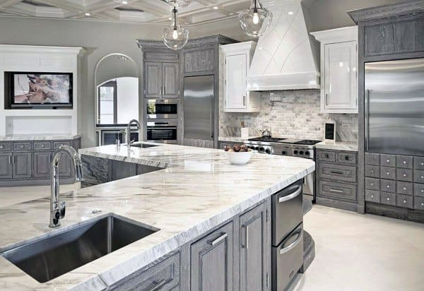 best kitchen cabinets glass backsplashes for kitchens top 70 cabinet ideas unique cabinetry designs