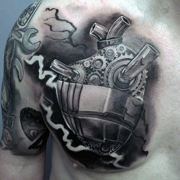badass tattoos guys - masculine