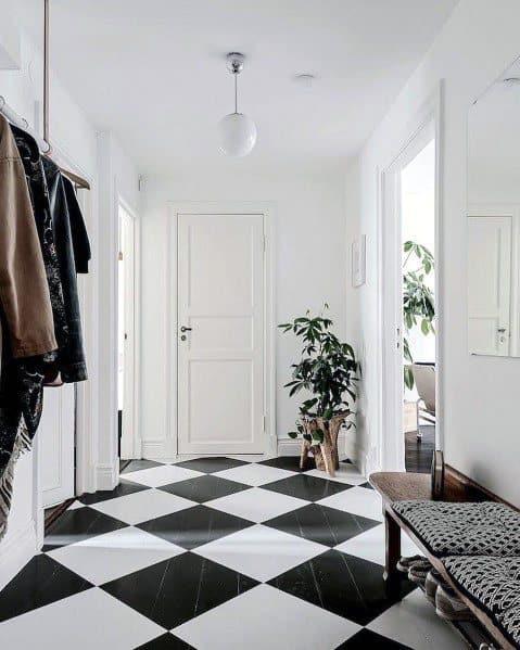 top 60 best painted floor ideas