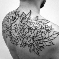 50 Cool Back Tattoos For Men - Expansive Canvas Design Ideas