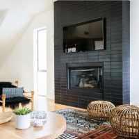 Top 60 Best Fireplace Tile Ideas - Luxury Interior Designs