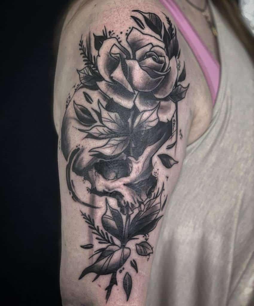 Girls Upper Arm Tattoos : girls, upper, tattoos, Upper, Tattoo, Ideas, Women, [2021, Inspiration, Guide]