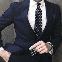 90 Navy Blue Suit Styles For Men