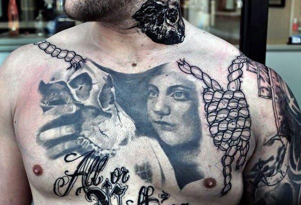 50 Noose Tattoo Designs For Men  Hangmans Knot Ink Ideas