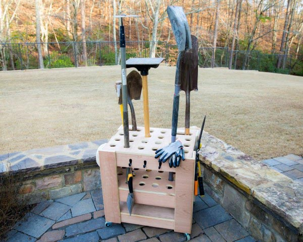 Garden Tool Storage Ideas Pictures