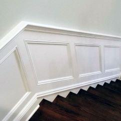 Modern Chair Rail Skovby Dining Chairs Top 70 Best Ideas Molding Trim Interior Designs Inspiration Staircase
