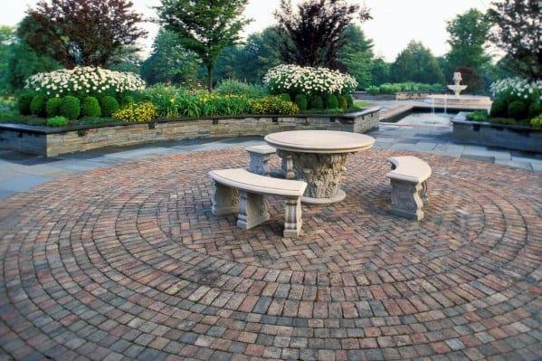 top 50 best brick patio ideas home