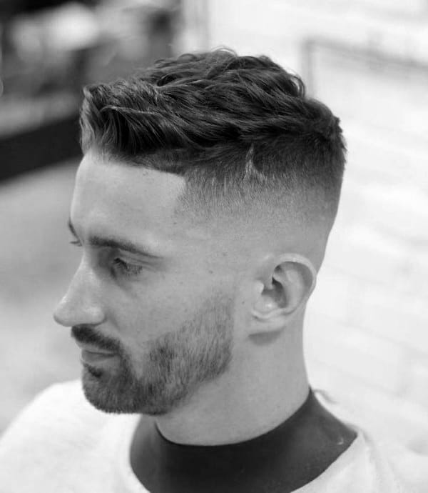 Mens Fade Haircut Instructions Low For Men Short Haircuts Within Hairstyles