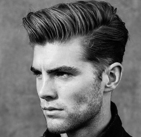 70 Classic Men's Hairstyles Timeless High Class Cuts