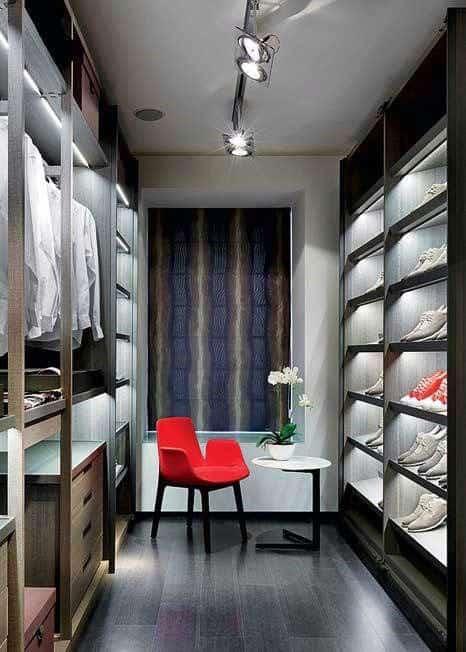 Wardrobe Modern Closet Furniture