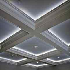 Modern Living Room Track Lighting Accessories For Top 40 Best Crown Molding Ideas - Interior ...