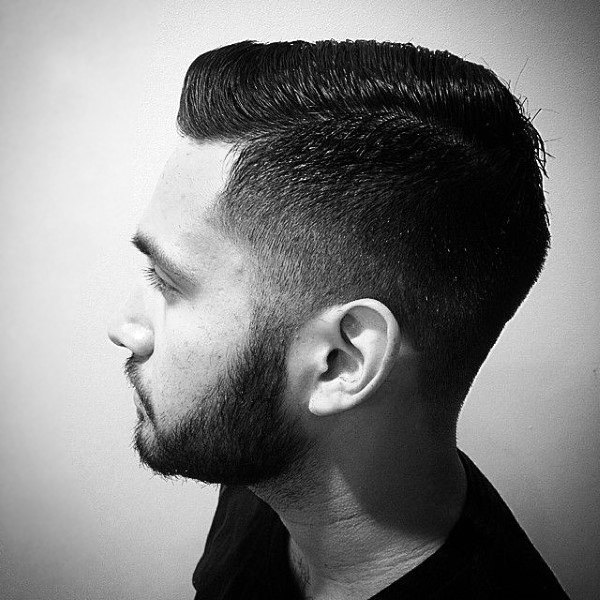 Comb Over Haircut For Men - 40 Classic Masculine Hairstyles