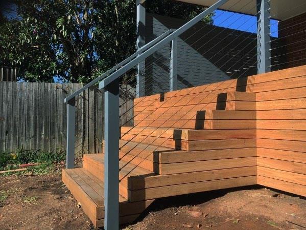 Top 50 Best Deck Steps Ideas Backyard Design Inspiration | Modern Stairs Design Outdoor | Ultra Modern | Deck | Contemporary | Railing | Spiral