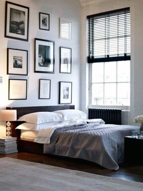60 Mens Bedroom Ideas  Masculine Interior Design Inspiration