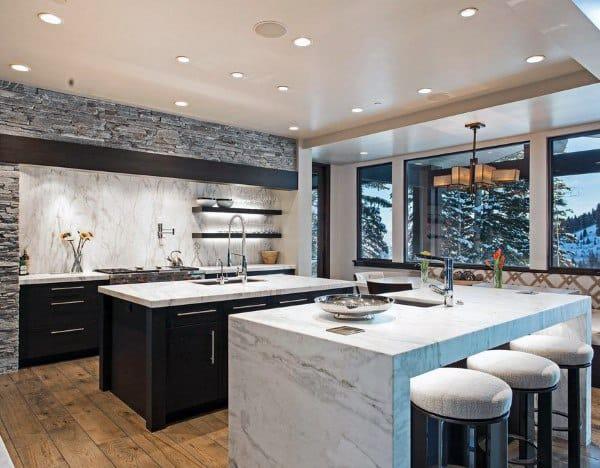Top 70 Best Modern Kitchen Design Ideas Chef Driven Interiors