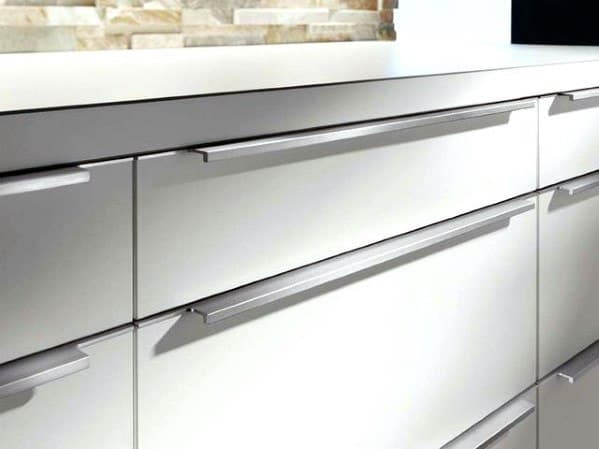 modern kitchen cabinet hardware table with leaf insert top 70 best ideas knob and pull designs contemporary stainless steel
