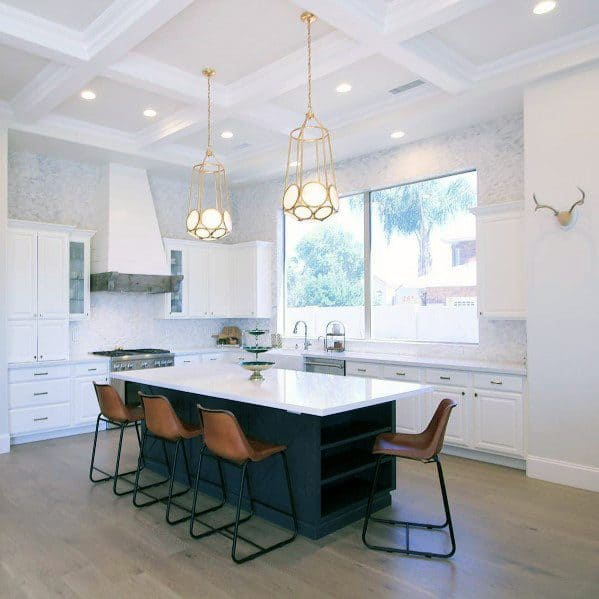 best floors for kitchens kitchen gadgets store top 75 ceiling ideas - home interior designs