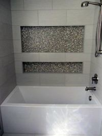 Top 60 Best Bathtub Tile Ideas