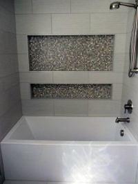 Top 60 Best Bathtub Tile Ideas