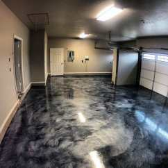 Cheap Kitchen Floor Mats Design Budget 90 Garage Flooring Ideas For Men - Paint, Tiles And Epoxy ...