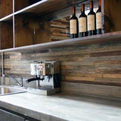 Backsplash Kitchen Temporary Top 60 Best Wood Ideas Wooden Wall Designs Cool Design