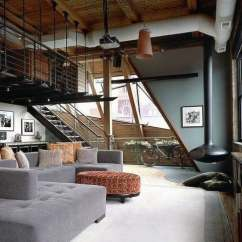 Cool Living Room Chaise Lounge Placement In Top 70 Best Loft Ideas Two Story Designs Bachelor Pad Lofts