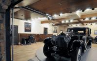 50 Garage Lighting Ideas For Men - Cool Ceiling Fixture ...