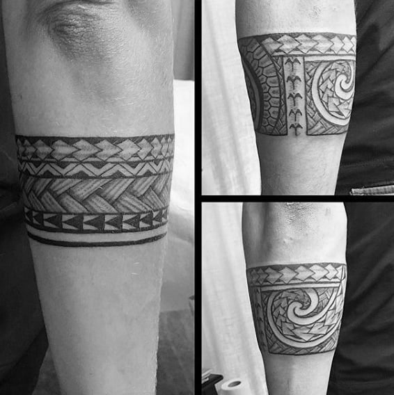 20 Forearm Tattoos For Men Black Ideas And Designs