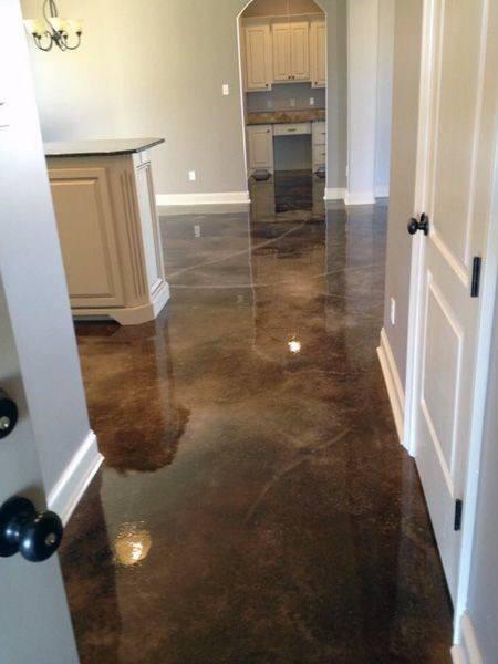 Top 50 Best Concrete Floor Ideas  Smooth Flooring
