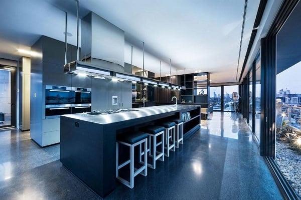 Coppin Penthouse Designed By JAM Architects  Next Luxury