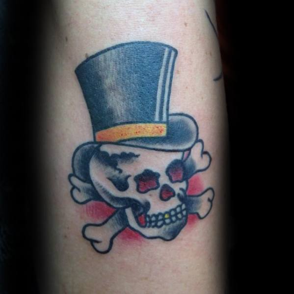 20 Top Hat Traditional Tattoos Ideas And Designs