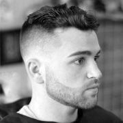skin fade haircut men - 75